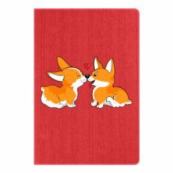 Блокнот А5 Loving Corgi Couple
