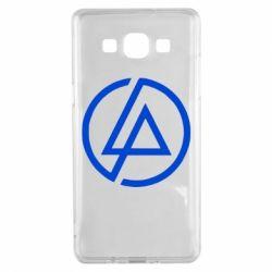 Чехол для Samsung A5 2015 LP logo