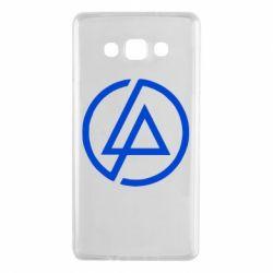 Чехол для Samsung A7 2015 LP logo