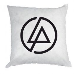 Подушка LP logo