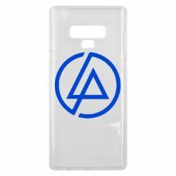 Чехол для Samsung Note 9 LP logo