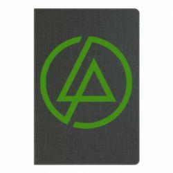 Блокнот А5 LP logo
