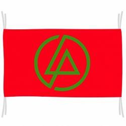 Флаг LP logo