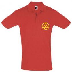 Мужская футболка поло LP logo