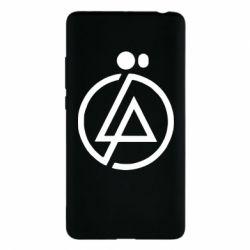 Чохол для Xiaomi Mi Note 2 LP логотип