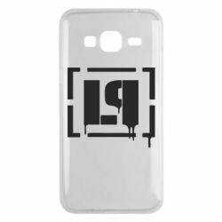 Чехол для Samsung J3 2016 LP - FatLine