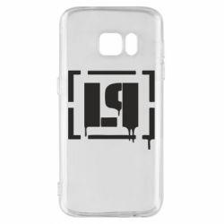 Чехол для Samsung S7 LP - FatLine