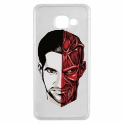 Чохол для Samsung A3 2016 Lucifer the man and the devil