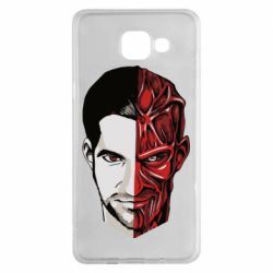 Чохол для Samsung A5 2016 Lucifer the man and the devil