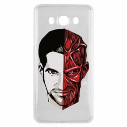 Чохол для Samsung J7 2016 Lucifer the man and the devil