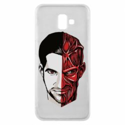 Чохол для Samsung J6 Plus 2018 Lucifer the man and the devil