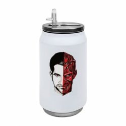 Термобанка 350ml Lucifer the man and the devil