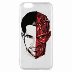 Чохол для iPhone 6/6S Lucifer the man and the devil
