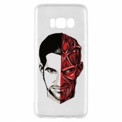 Чохол для Samsung S8 Lucifer the man and the devil