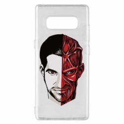 Чохол для Samsung Note 8 Lucifer the man and the devil