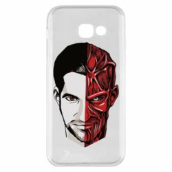 Чохол для Samsung A5 2017 Lucifer the man and the devil