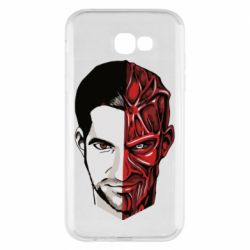 Чохол для Samsung A7 2017 Lucifer the man and the devil