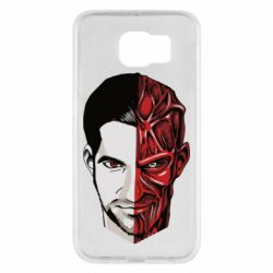 Чохол для Samsung S6 Lucifer the man and the devil