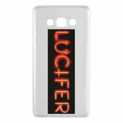 Чохол для Samsung A7 2015 Lucifer