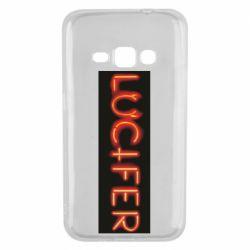 Чохол для Samsung J1 2016 Lucifer