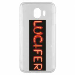Чохол для Samsung J4 Lucifer