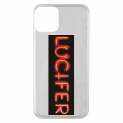 Чехол для iPhone 11 Lucifer