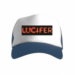Дитяча кепка-тракер Lucifer