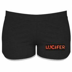 Жіночі шорти Lucifer