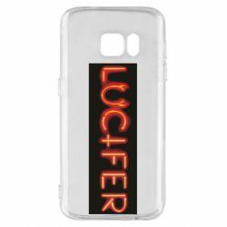 Чохол для Samsung S7 Lucifer