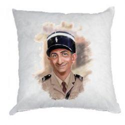 Подушка Луи де Фюнес