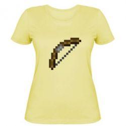 Женская футболка Лук - FatLine