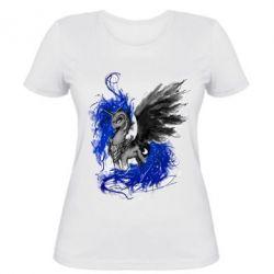 Женская футболка Лунная пони