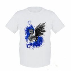 Купить Детская футболка Лунная пони, FatLine