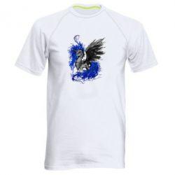 Купить Мужская спортивная футболка Лунная пони, FatLine