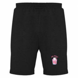 Мужские шорты Ля-мур?