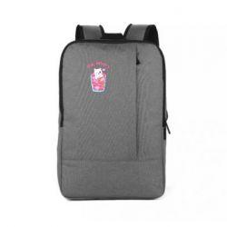 Рюкзак для ноутбука Ля-мур?