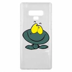 Чохол для Samsung Note 9 Жаба