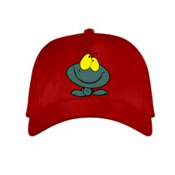 Детская кепка Лягушка - FatLine