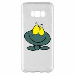 Чохол для Samsung S8+ Жаба