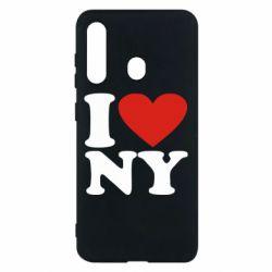 Чохол для Samsung M40 Люблю Нью Йорк