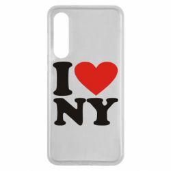 Чехол для Xiaomi Mi9 SE Люблю Нью Йорк