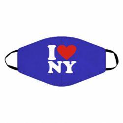 Маска для обличчя Люблю Нью Йорк