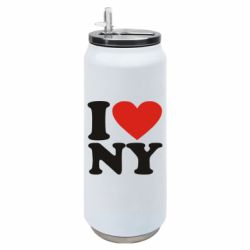 Термобанка 500ml Люблю Нью Йорк
