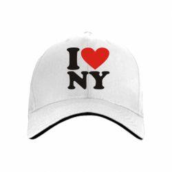 кепка Люблю Нью Йорк - FatLine