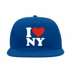 Снепбек Люблю Нью Йорк - FatLine