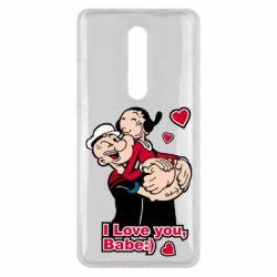 Чехол для Xiaomi Mi9T Люблю тебя, детка