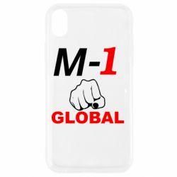 Чехол для iPhone XR M-1 Global