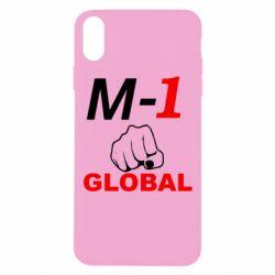 Чехол для iPhone Xs Max M-1 Global