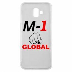 Чехол для Samsung J6 Plus 2018 M-1 Global
