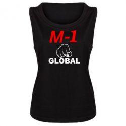 Женская майка M-1 Global - FatLine